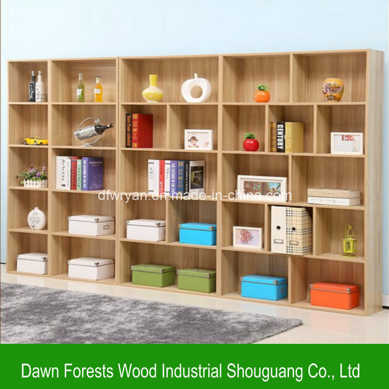 Living Room Furniture Melamine Particle Board Bookcase