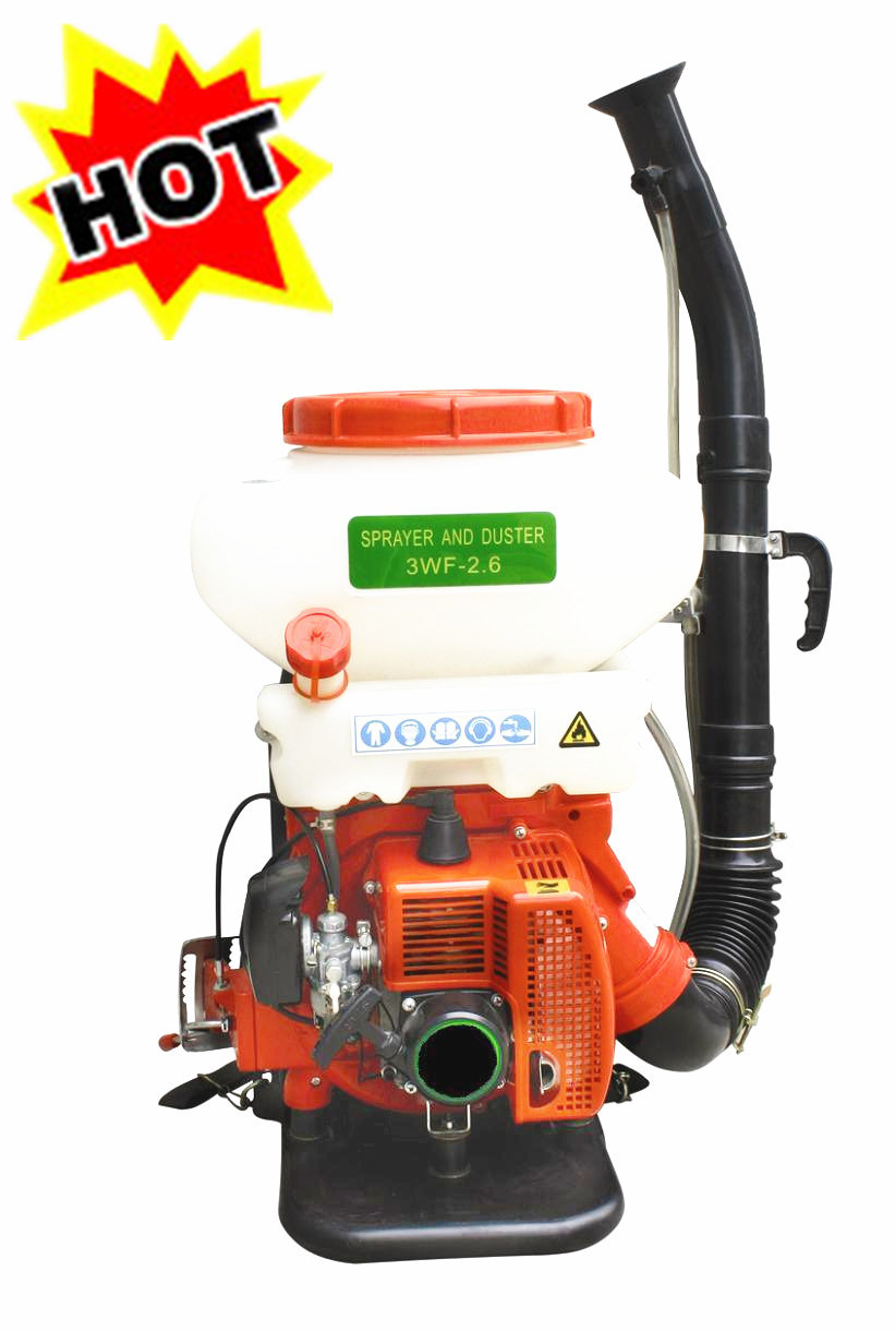 20L Knapsack Motorized Mist Blower Mist Duster (3WF-2.6)