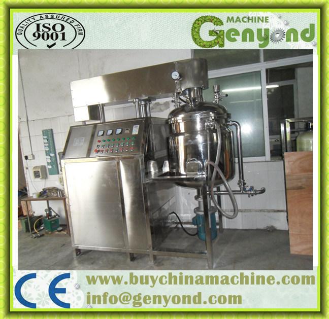 Hot Sale Vacuum Emulsifying Machine for Cosmetics