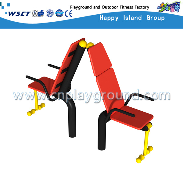 Double Air Walker Machine Outdoor Fitness Equipment with CE (M11-03709)
