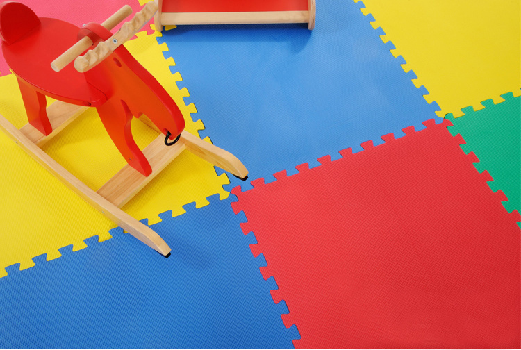 EVA Material and Educational Toy Style Play Mat
