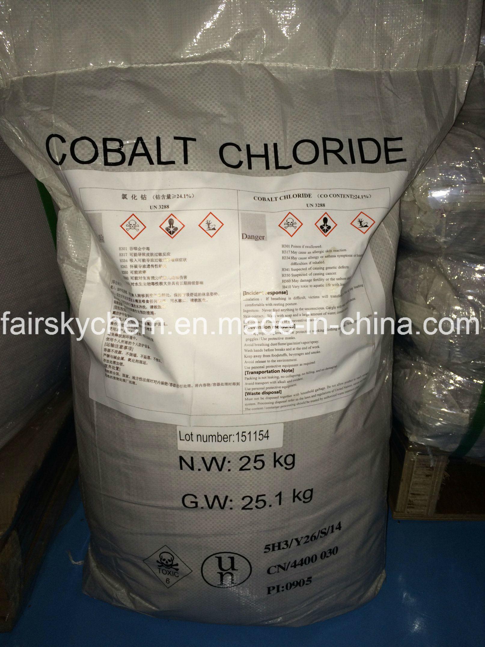 Cobaltous Chloride