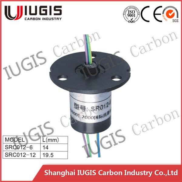 Src012 Capsule Slip Ring Made in China