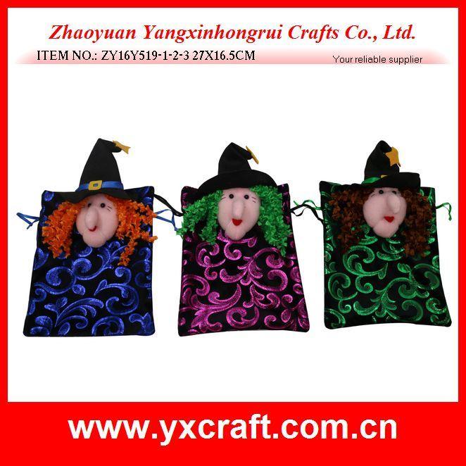 Halloween Decoration (ZY16Y514 34CM) Halloween Gift Idea Good Witch Hat Decoration
