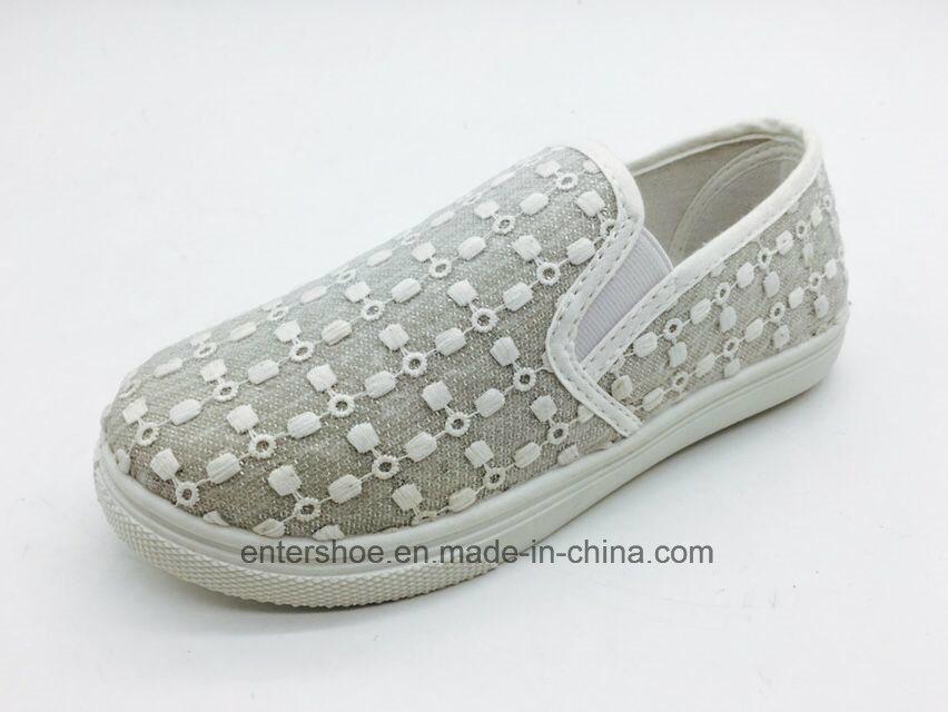 Cheap Slip on Children Injection Shoes (ET-AL160249K)