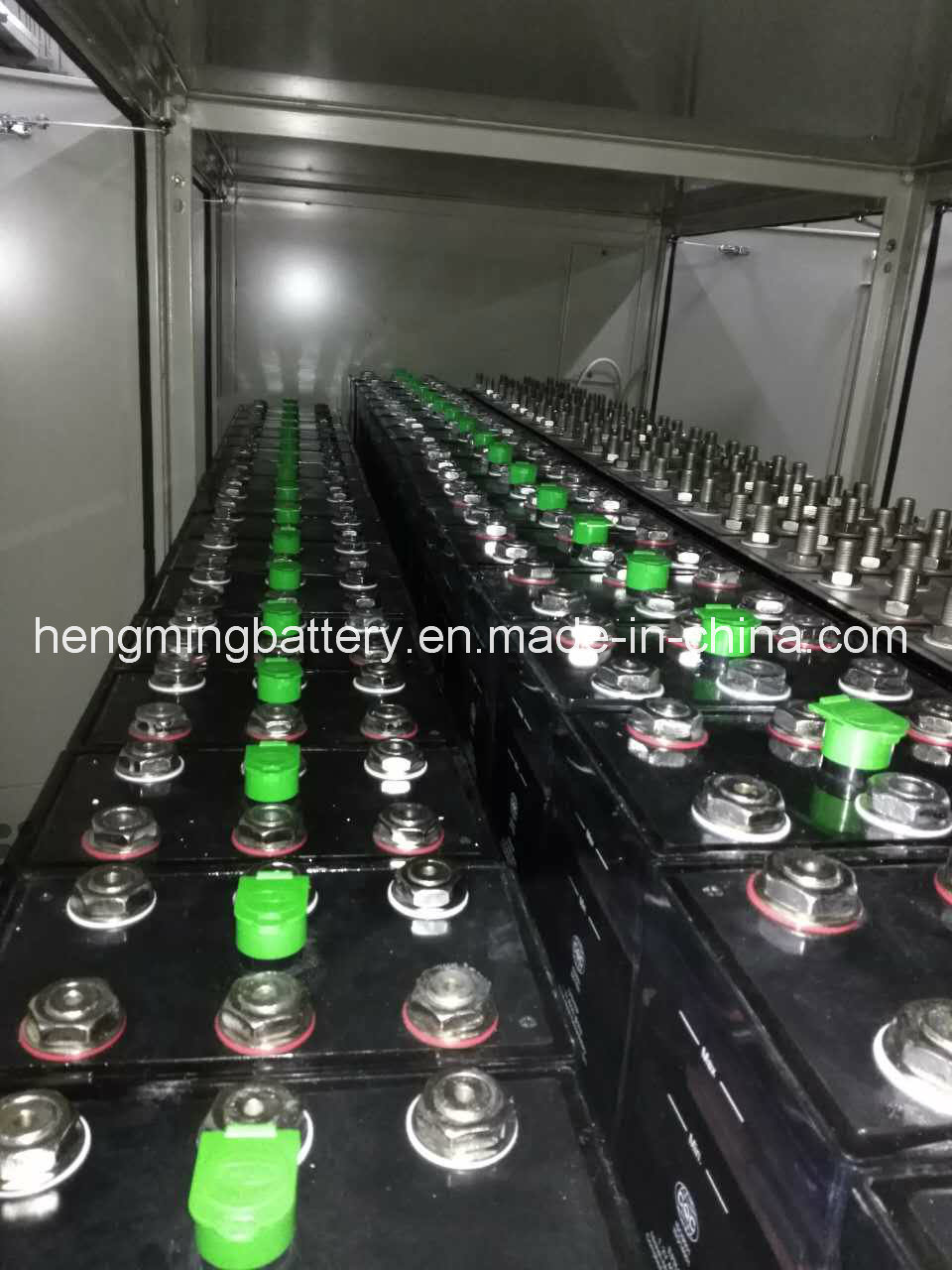 1.2V 400ah Qng400ah-ABS Container Ni-MH Battery/Packet Battery/Nickel-Metal Hydride Battery / Battery/for 12-380V System Green Power Only Manufacturer in China