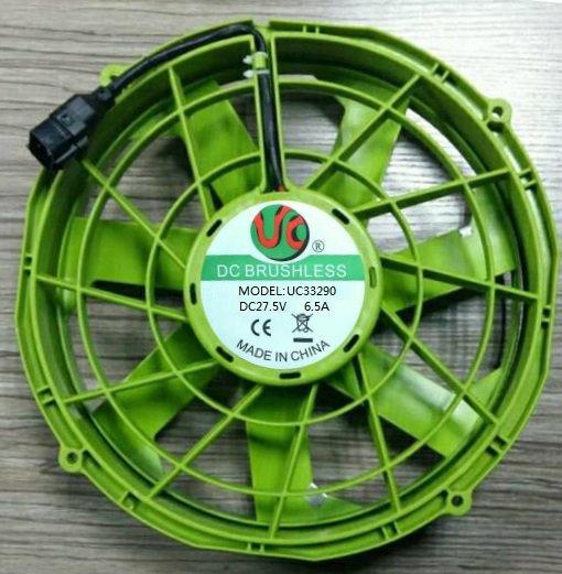 High Quality DC33290 DC 12/24V Vehicle Cooling Fan