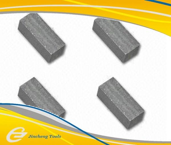 Crwon Type Diamond Segment for Core Drill Bit for Concrete Cutting