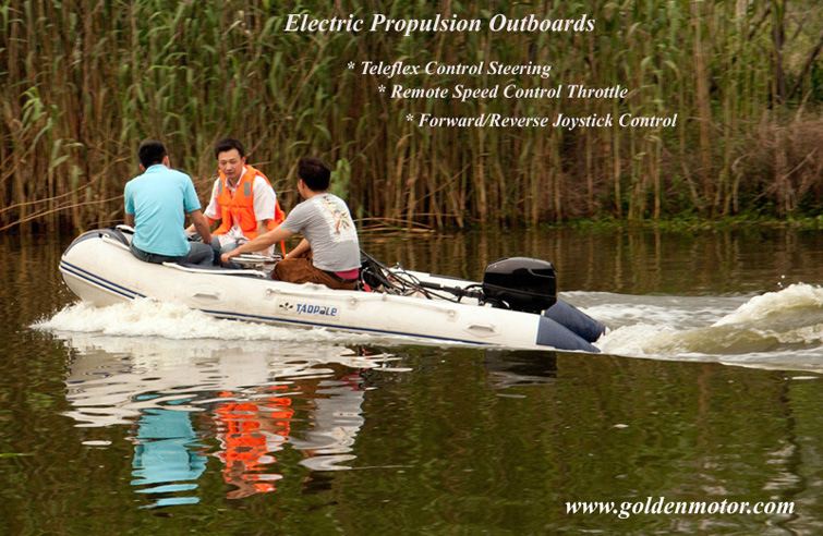 3HP -20HP Electric Propulsion Outboards for Small Boat
