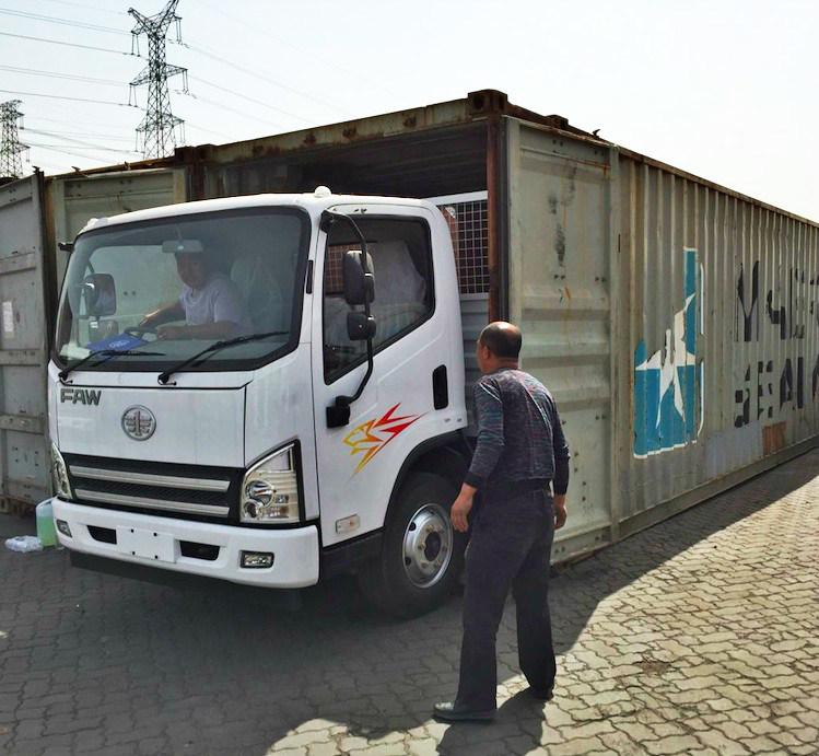 3-5 Tons Lorry truck, Mini truck, Light Truck, Cargo Truck