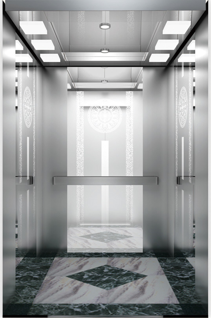 FUJI Zy 6-10 Person Passenger Elevator with Ce Certificate