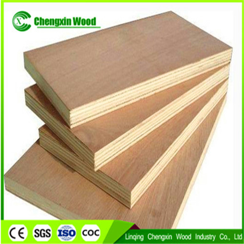 Okoume Sawn Timber/Poplar Core Okoume Plywood/BB/CC Grade Furniture Grade