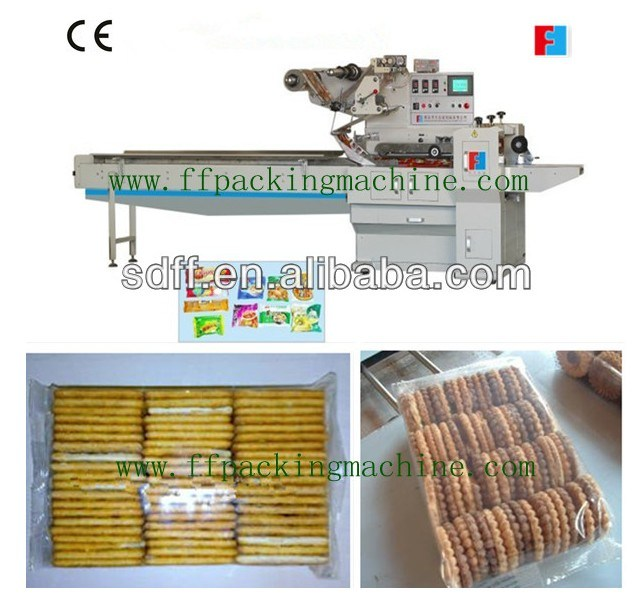 Automatic Assembly Biscuit Packaging Machine (FFE)