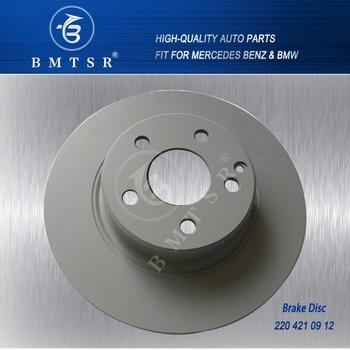 Auto Brake System Part Brake Disc for 34116750267
