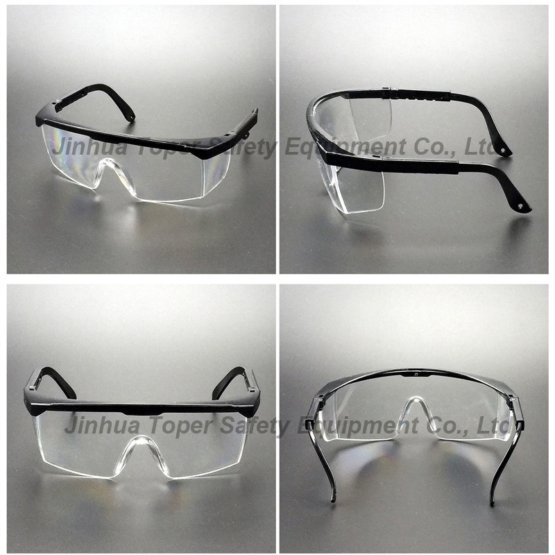 Lab Safety Glasses Side Shields (SG100)