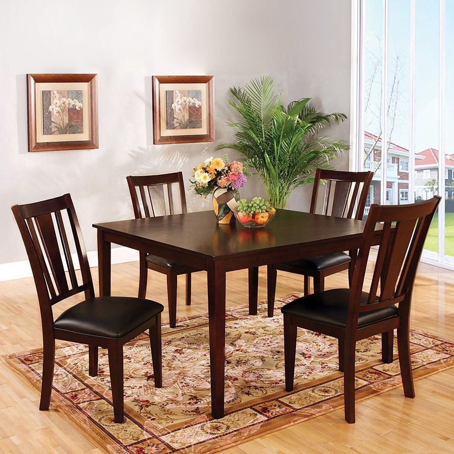 Wooden Dining Table Set ~ China wooden dining table set