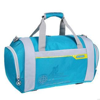 High Quality PVC Waterproof Nylon Lovers′ Travel Bags