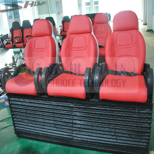 Motion Simulator Chair for 5D Cinema (SQY08)