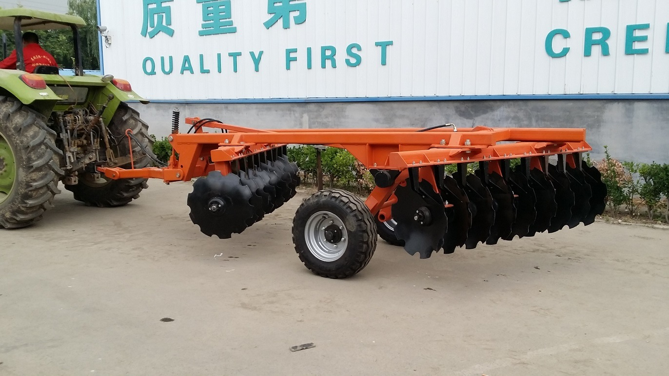 Agricultural Machinery Harrow Disc Harrow