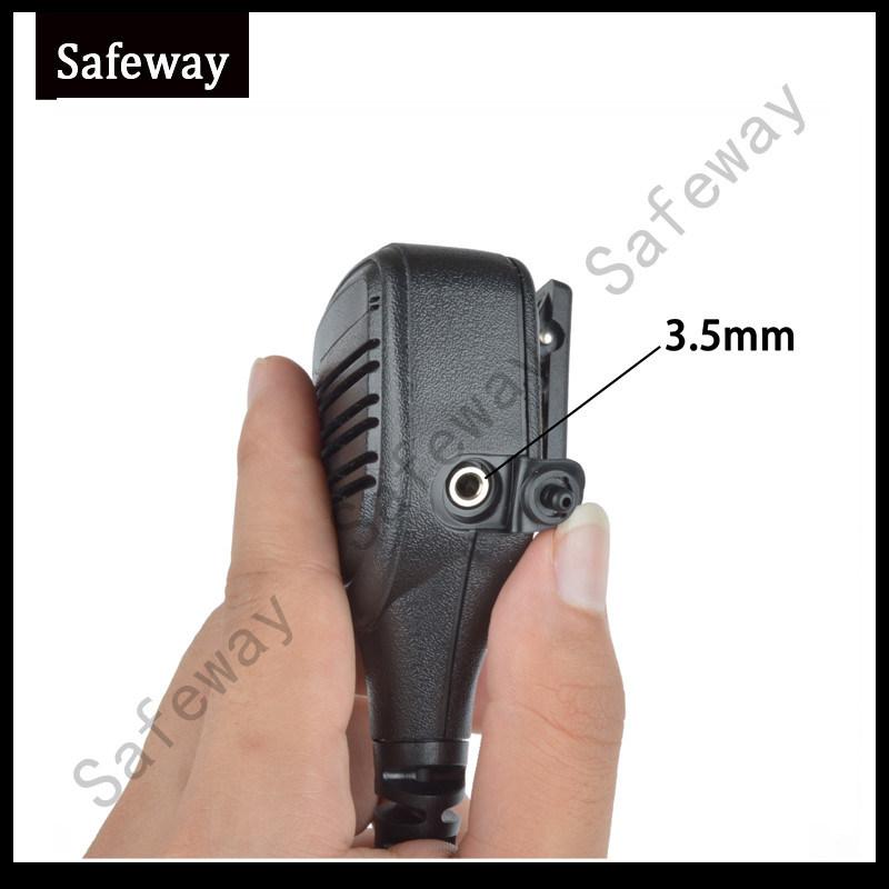 Waterproof Remote Speaker Mic for Kenwood Tk-3170, Tk-3200