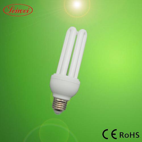 3u 7W 11W 15W 18W 20W U-Shape Energy Saving Light, Lamp
