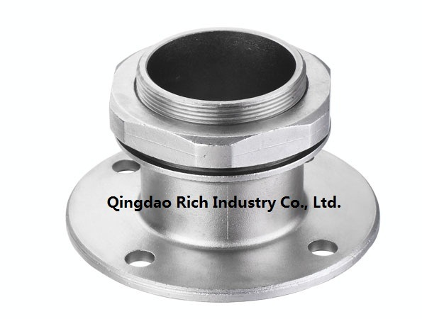 Aluminum Die Casting Part High Quality Stainless Steel CNC Machining/ Cast Part