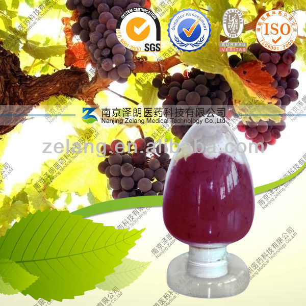 Natural Resveratrol 5% Grape Skin Extract
