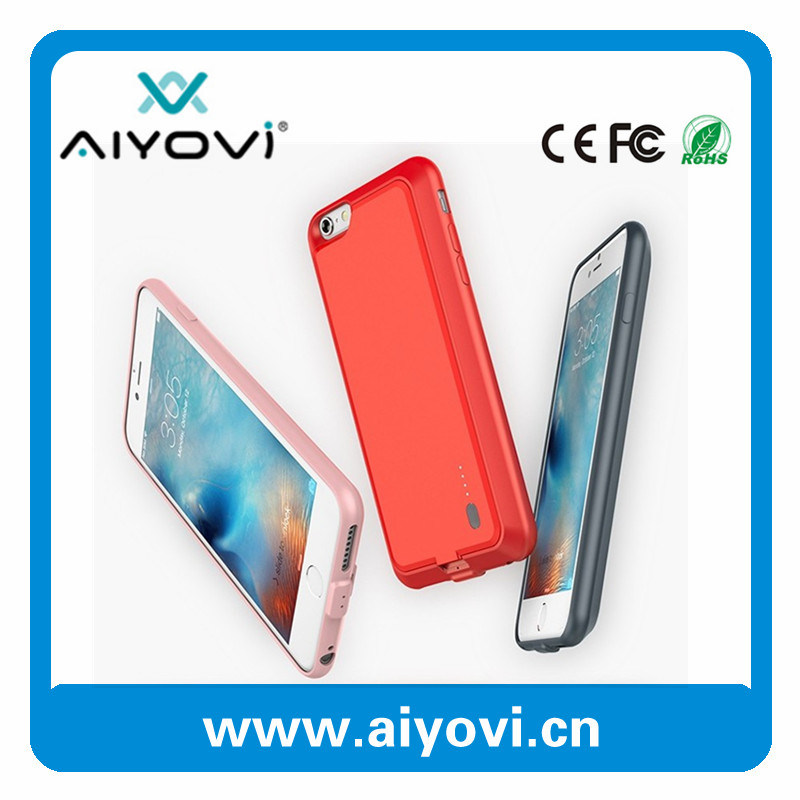 Wireless Charger Power Bank Power Battery Case for iPhone