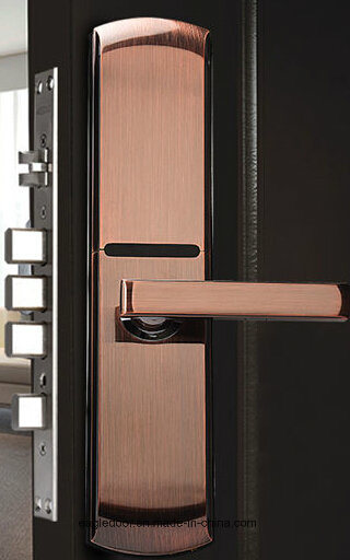 Fingerprint Door Lock with Cover (EFL-620C)