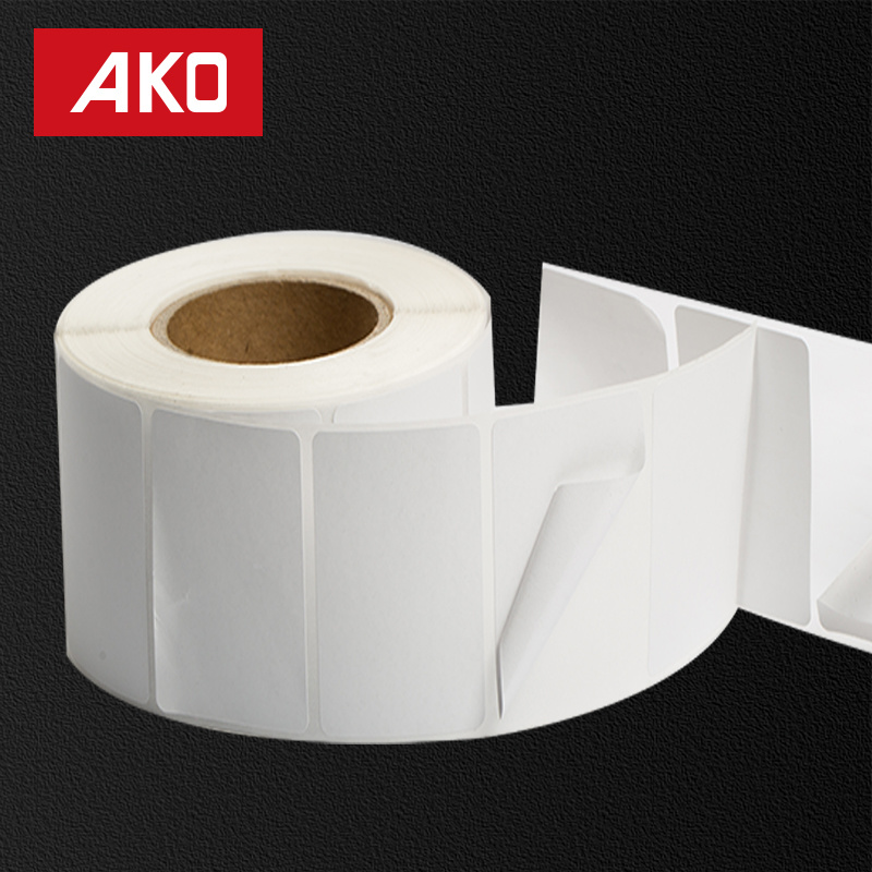 Thermal Coated Self Adhesive Label Sticker Paper