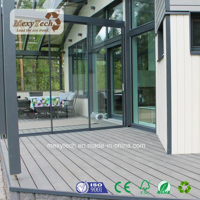2017 China Supplier Wood Plastic Composite WPC Decking