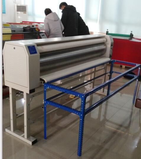 Popular Heat Transfer Machine on The Fabric