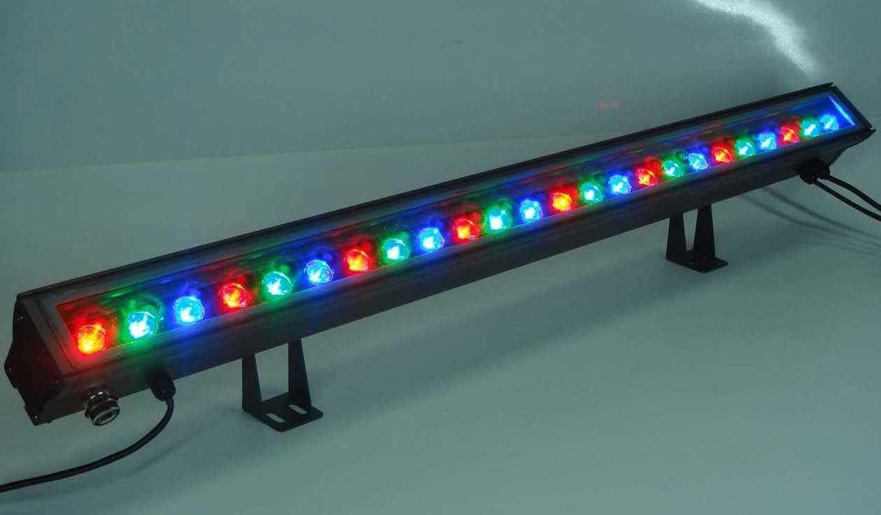 LED Light DMX RGB 18W LED Wall Washer