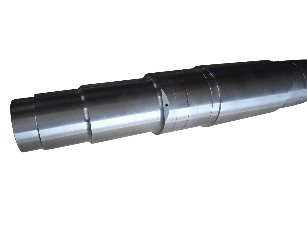Custom Made Ss304 316L Forged Precision Shaft From Factory
