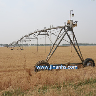 Center Pivot Irrigation System for Farm