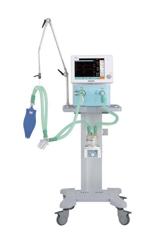 ICU Ventilator Vg70 with CE Certificate
