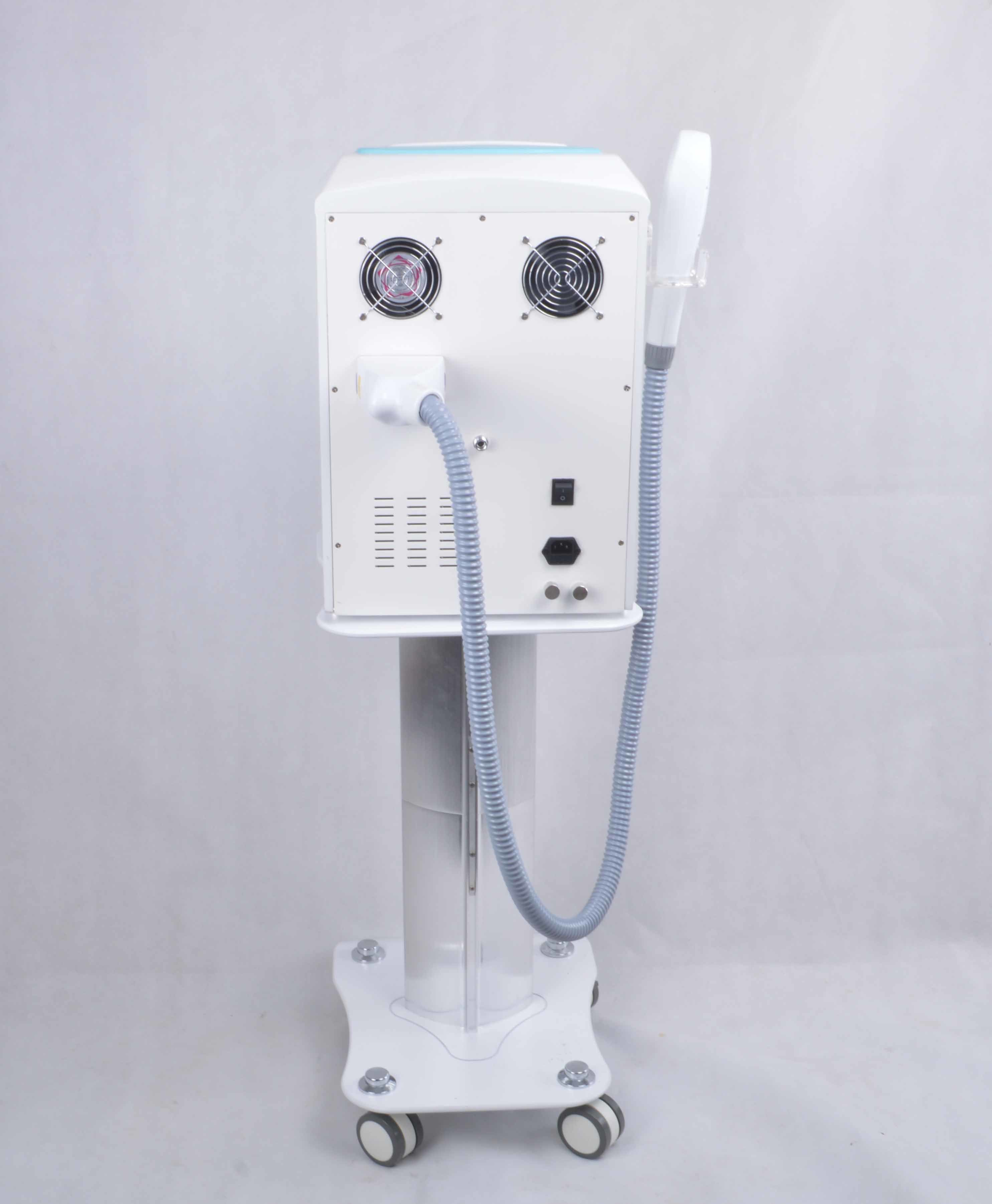 New IPL Laser Hair Removal Skin Rejuvenation Wrinkle Removal Machine Hair Removal