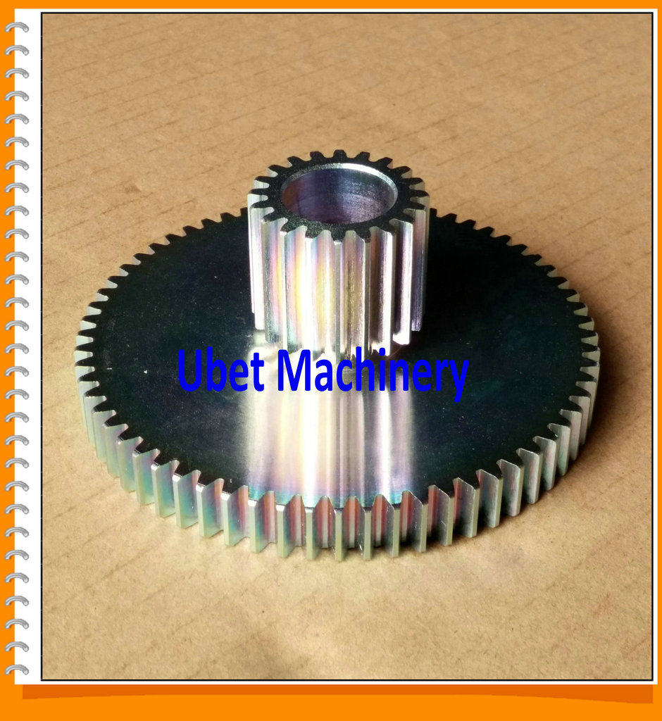 ISO Standard Spur Gear with Teeth 10 to 150