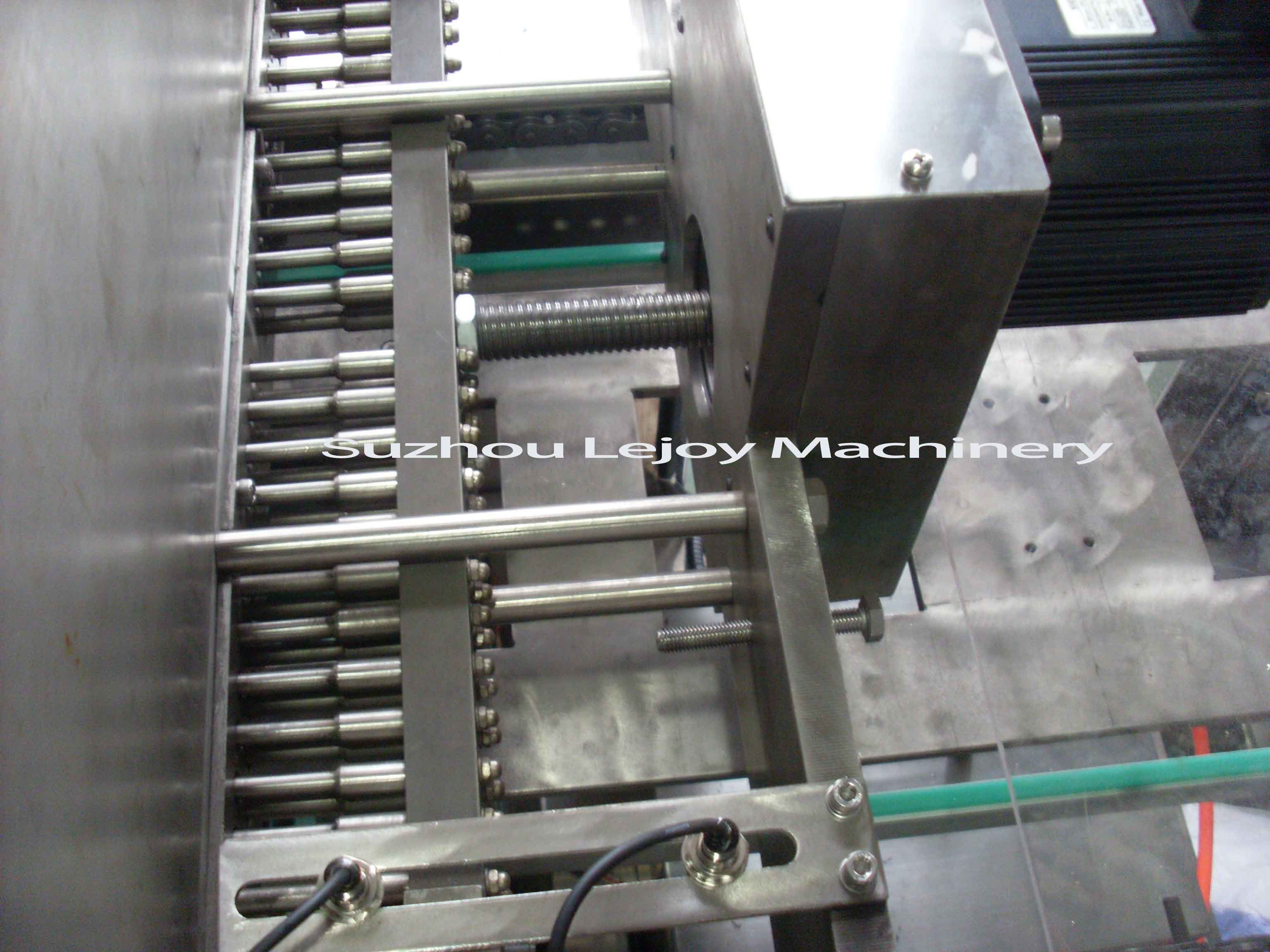 Chocolate Machine Chocolate Moulding Line (3-steps depositing)