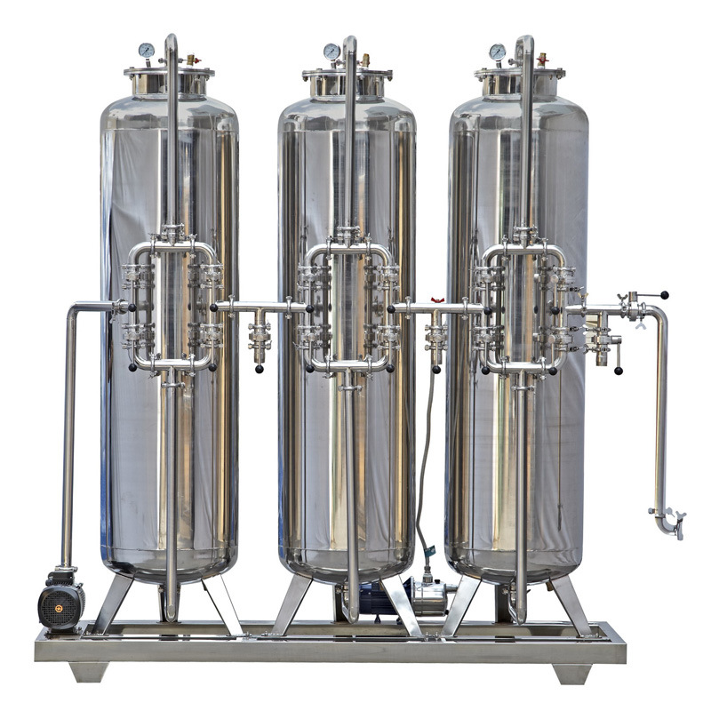 5000 Liter Per Hour Water Treatment and Reverse Osmosis