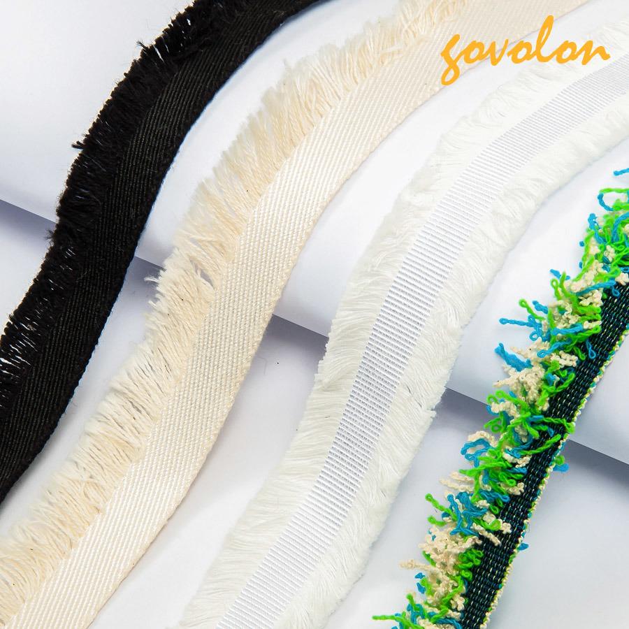 Cotton Ribbon Trimming Lace