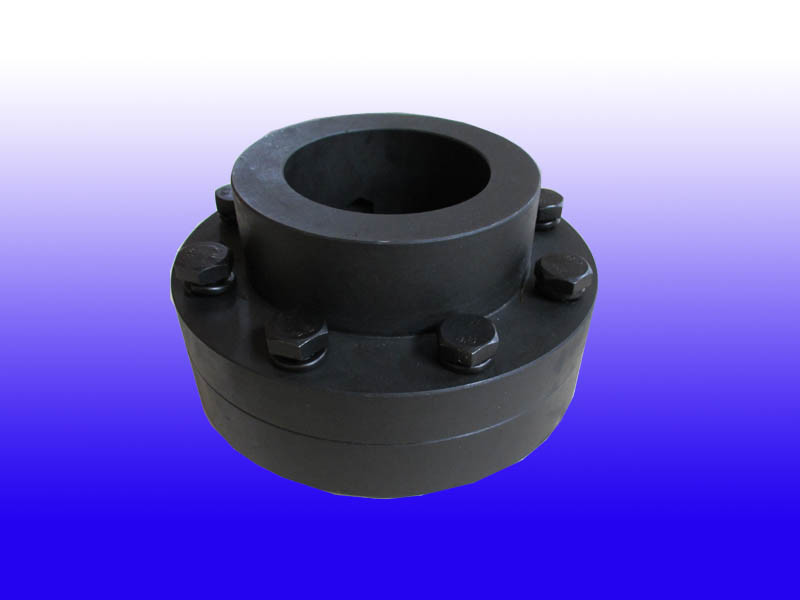 Low Noise and Long Working Life Rigid Coupling