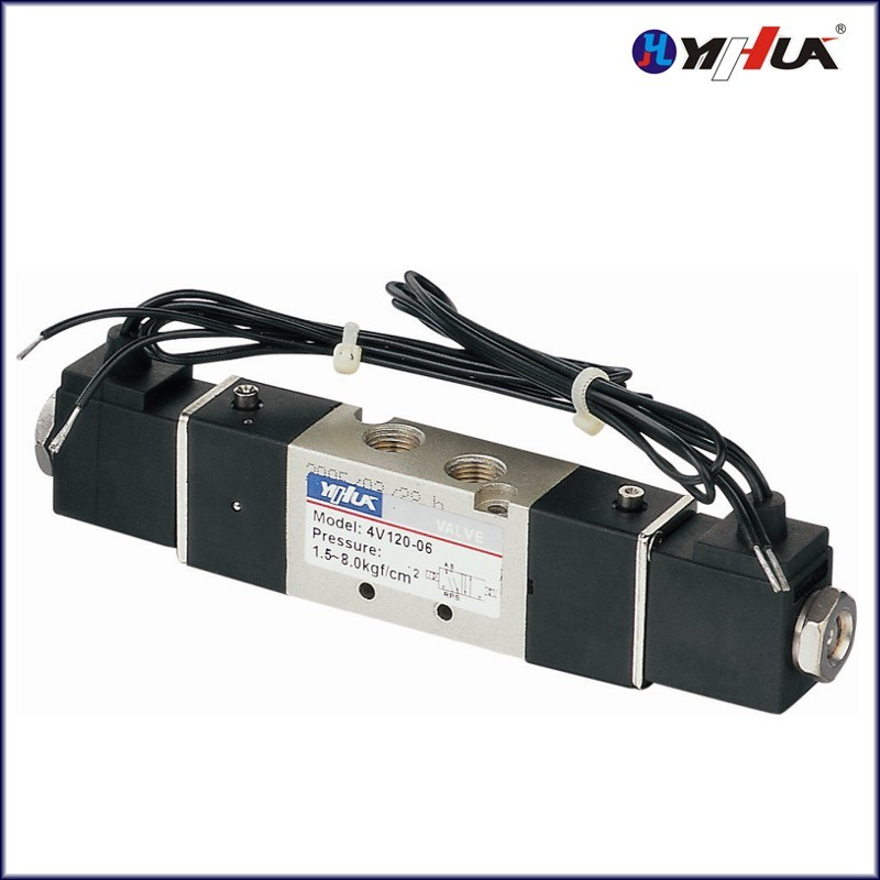 Solenoid Valve/ Double Power (4V120-06)