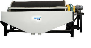 Haisun Mining Permanent Magnet Cylinder Magnetic Separator
