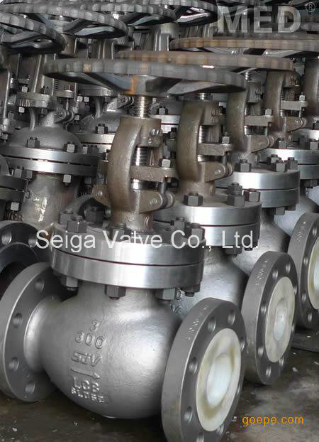 Common API Stainless Steel Globe Valve