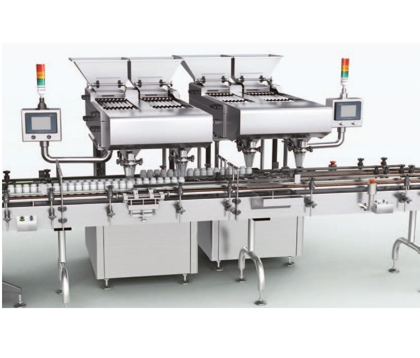 Czg100/16A High Speed Automatic Counting Machine