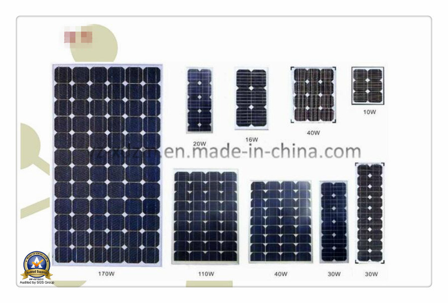 Factory Price 5m 30W Solar LED Street Light