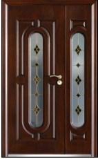 Exterior Steel Glass Door (WX-LSG-175)
