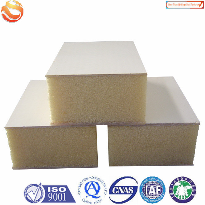 FRP Sandwich Panels for Construction and Decoration