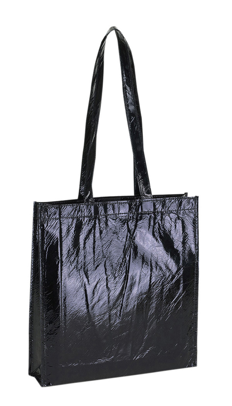 Laminated PP Non Woven Tote Bag, Reusable Shopping Bags